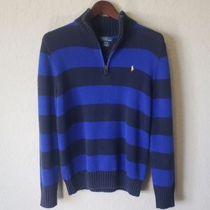 Polo Ralph Lauren Knitted 1/4 Zip Pull Over